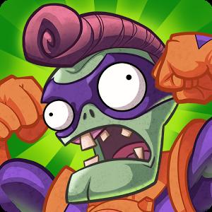 دانلود Plants vs. Zombies Heroes 1.30.5 – بازی قهرمانان گیاهان و زامبی ها اندروید