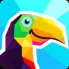 دانلود Poly Artbook - puzzle game