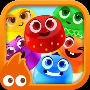 Pudding Pop Mobile 1.7.0 – بازی پازلی پودینگ پاپ اندروید + مود