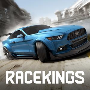دانلود Race Kings 1.40.2632 – بازی جدید اتومبیل رانی برای اندروید