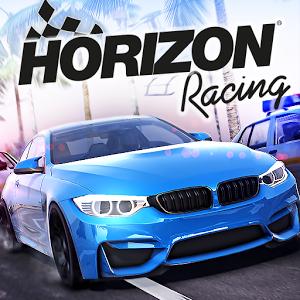 دانلود Racing Horizon :Unlimited Race 1.1.1 – بازی مسابقات بی پایان اندروید