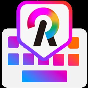 دانلود RainbowKey Keyboard 2.4.1 – کیبورد رنگارنگ و پر امکانات اندروید