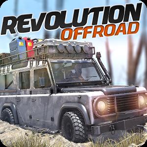 دانلود Revolution Offroad : Spin Simulation 1.0.9 – بازی ماشین آفرود برای اندروید