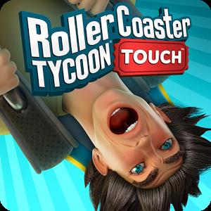 دانلود RollerCoaster Tycoon Touch 1.11.1 – بازی شبیه سازی شهر بازی جدید اندروید