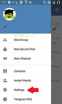 آموزش ساخت آیدی تلگرام و نحوه پیدا کردن افراد در تلگرام به وسیله آیدی