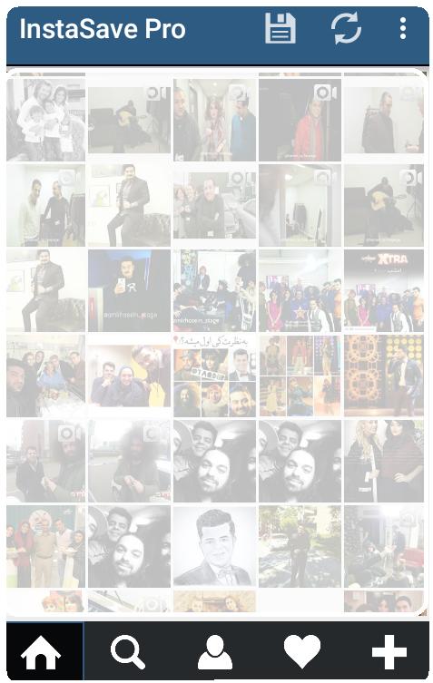 آموزش ذخیره سازی تصاویر و ویدئوهای اینستاگرام + تصاویر