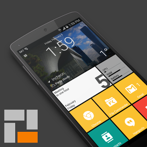 دانلود SquareHome 2 v1.6.6 – لانچر ویندوز ۱۰ برای اندروید