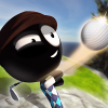 دانلود Stickman Cross Golf Battle
