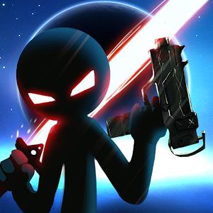 دانلود Stickman Ghost 2: Star Wars 4.0.3 – بازی اکشن روح استیکمن ۲ اندروید