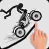 دانلود Stickman Racer Road Draw