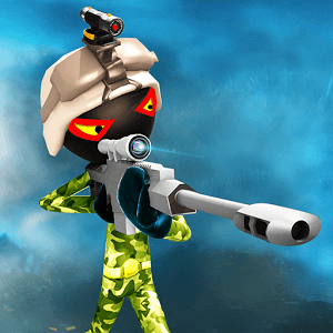 Stickman Sniper Squad 2017 v1.2 – بازی استیکمن اندروید