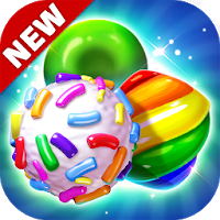 دانلود Sweet Road – Cookie Rescue 6.4.1 – بازی پازلی حذف آب نبات برای اندروید
