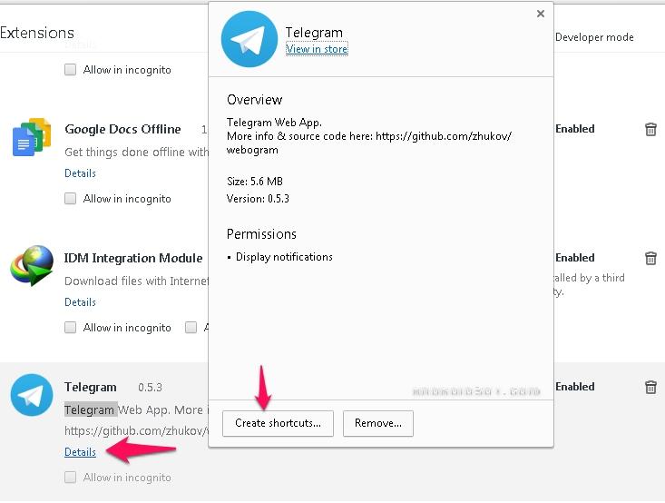 روش استفاده از تلگرام بدون اپلیکیشن در ویندوز + تصاویر