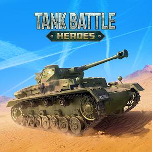 دانلود Tank Battle Heroes: World of Shooting 1.15.5 – بازی جدید نبرد تانک ها اندروید