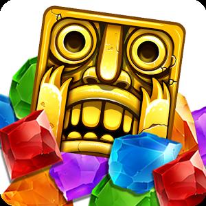 Temple Run: Treasure Hunters 1.2.141 – بازی پازلی فرار از معبد اندروید