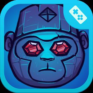 دانلود The Monkey Pit Island – Survive the treasure curse 1.1.1 – بازی جزیره میمون ها اندروید
