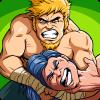 دانلود The Muscle Hustle: Slingshot Wrestling 1.17.30699 – بازی اکشن کشتی قهرمانان اندروید
