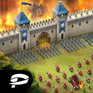 دانلود Throne: Kingdom at War 3.7.1.474 – بازی استراتژیکی تخت پادشاهی اندروید