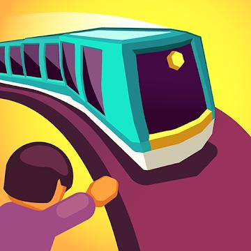 دانلود Train Taxi 1.2.5 – بازی پازلی قطار شهری اندروید