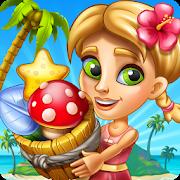 دانلود Tropic Trouble Match 3 Builder 4.10.10 – بازی پازلی جذاب برای اندروید