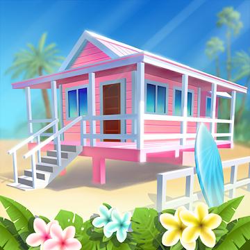 دانلود Tropical Forest: Match 3 Story 0.164 – بازی شبیه سازی ساخت جزیره اندروید