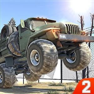 دانلود Truck Evolution : WildWheels 1.0.7 – بازی تکامل کامیون ها اندروید