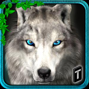 Ultimate Wolf Adventure 3D v1.0 – شبیه سازی زندگی گرگها اندروید