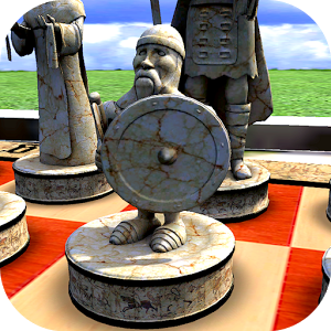 دانلود Warrior Chess 1.28.07 – بازی سه بعدی شطرنج جنگجو اندروید