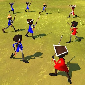 دانلود Warrior Tycoon : Stranger's Battle 3D 1.3 – بازی اکشن سه بعدی اندروید