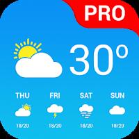 دانلود Weather App Pro 1.2 – برنامه هواشناسی پرامکانات اندروید
