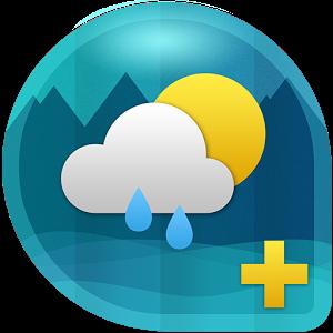 دانلود Weather & Clock Widget Ad Free 3.9.4.8 – برنامه هواشناسی اندروید