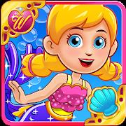 دانلود Wonderland : Little Mermaid 1.0.187 – بازی دخترانه برای اندروید