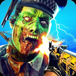 دانلود Zombie Invasion:Dead City HD 1.7 – بازی اکشن تهاجم زامبی اندروید