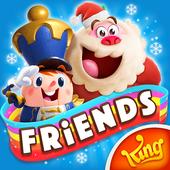 دانلود Candy Crush Friends Saga 1.7.12 – بازی حذف آب نبات های دوستان اندروید