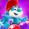 دانلود Smurfs Bubble Story