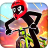 دانلود Stickman Trials 2.2.2 - بازی موتور و دوچرخه سواری اندروید