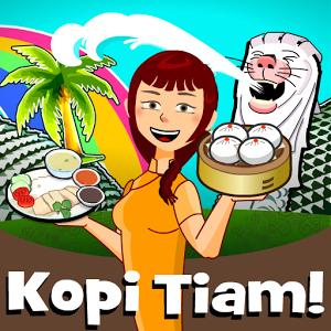 دانلود Kopi Tiam – Cooking Asia 1.6.1.2 – بازی مدیریت کافی شاپ اندروید