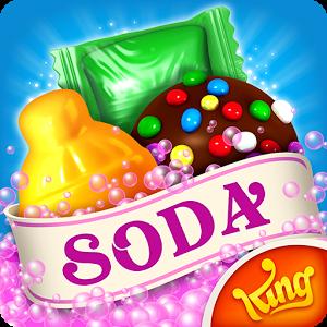 دانلود Candy Crush Soda Saga 1.98.7 – بازی کندی کراش سودا ساگا اندروید