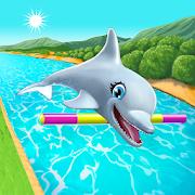 دانلود My Dolphin Show 4.12.0 – بازی نمایش دلفین من اندروید