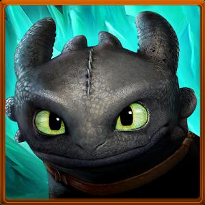 دانلود Dragons:Rise of Berk 1.35.9 – بازی پسر اژدها سوار اندروید