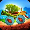 دانلود Fun Kid Racing Prehistoric Run 1.1 - بازی مسابقه ای اندروید + مود