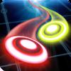 دانلود Glow Air Hockey Space 1.3 - بازی مهیج هاکی فضایی اندروید