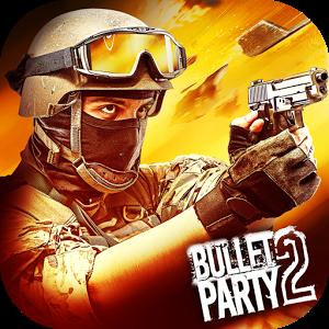 دانلود Bullet Party CS 2 : GO STRIKE 1.1.7 – بازی تیر اندازی اندروید