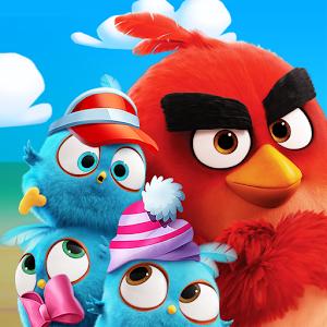 دانلود Angry Birds Match 1.0.15 – بازی جورچین پرنده های خشمگین اندروید