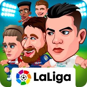 دانلود Head Soccer Heroes 2018 1.5.7 – بازی ورزشی قهرمانان فوتبال ۲۰۱۸ اندروید