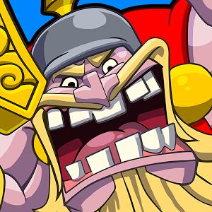 Trolls vs Vikings 2.7.23 – بازی استراتژیک ترول ها و واکینگ ها اندروید