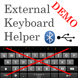 دانلود External Keyboard Helper Demo 7.4 – برنامه اتصال کیبورد فیزیکی به گوشی اندروید