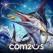 دانلود Ace Fishing: Wild Catch 4.4.2 – بازی ماهیگیری سه بعدی برای اندروید