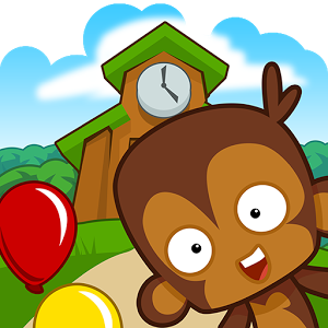 دانلود Bloons Monkey City 1.11.4 – بازی جذاب شهر میمون ها اندروید