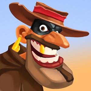 دانلود Run & Gun: BANDITOS 1.3 – بازی فرار و شلیک بندیتوس اندروید